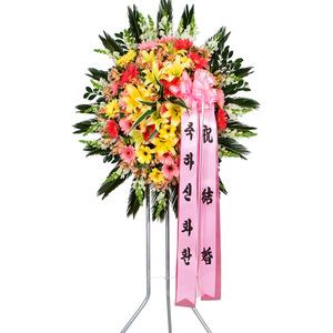축하 오브제(김해시 웨딩홀 전용상품)